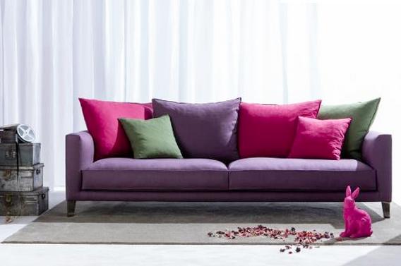 Ciak Sofa by Berto Salotti