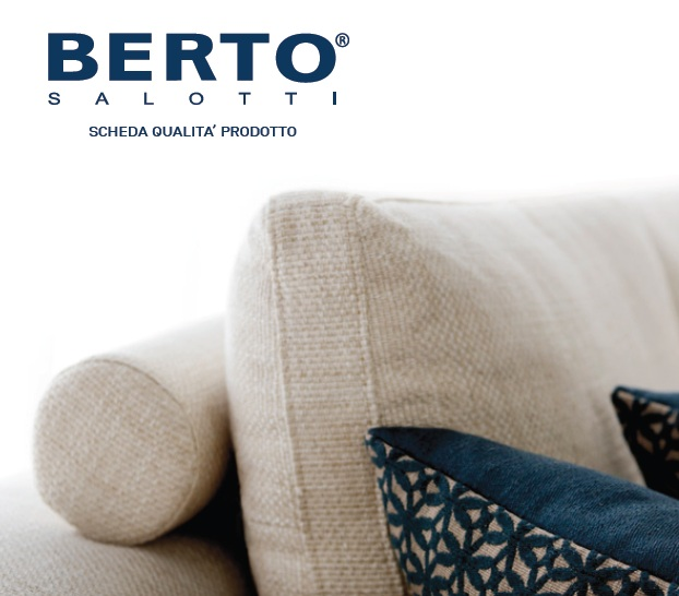 Who is behind your BertO sofa