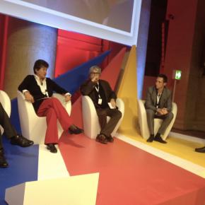 Filippo Berto at Google Big Tent Rome