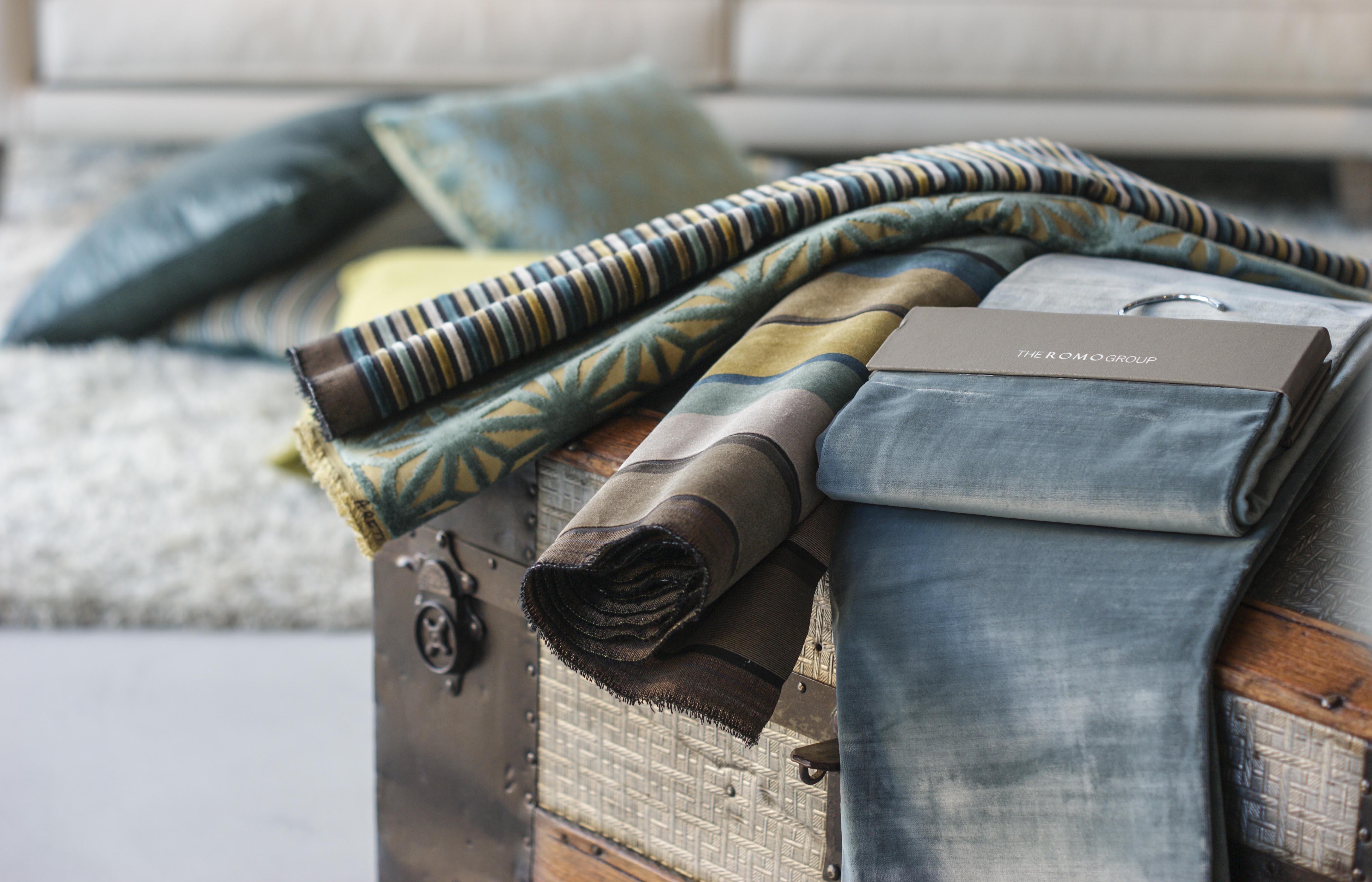 Berto textile collection