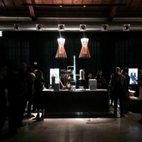 la cucina di New Craft triennale milano