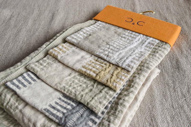 C&C linen in BertO textile Collection