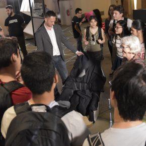 Studenti liceo artistico Brera a vanessa4newcraft
