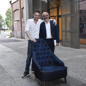 Filippo Berto e Stefano Micelli vanessa4newcraft