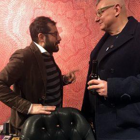 Angelo Bongio e Stefano Manfredi