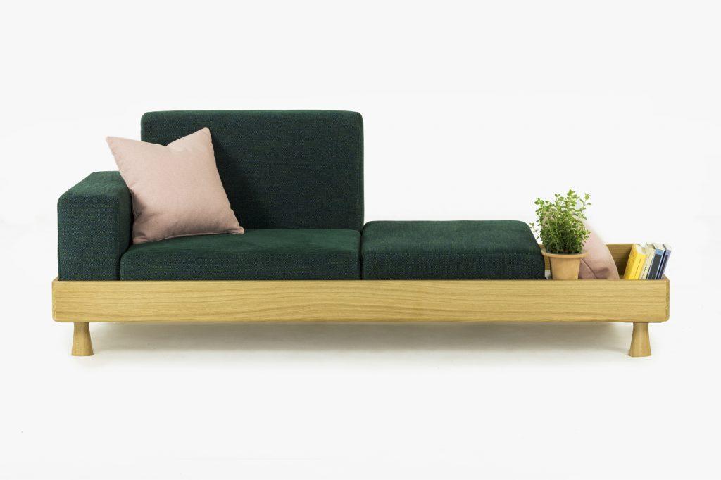 BertO sofa design by Giulio Iacchetti