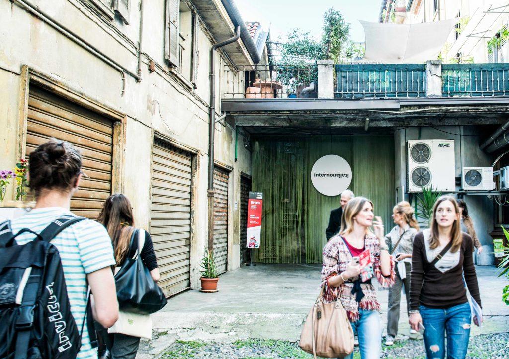 BertO to the Fuori Salone: Brera design district