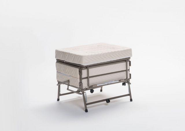 pouf convertible GHISALLO en lit berto salotti