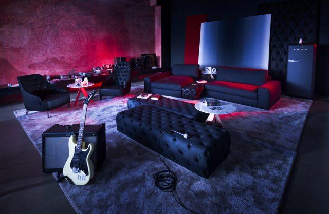 bertolive the living showroom BertO in Italy