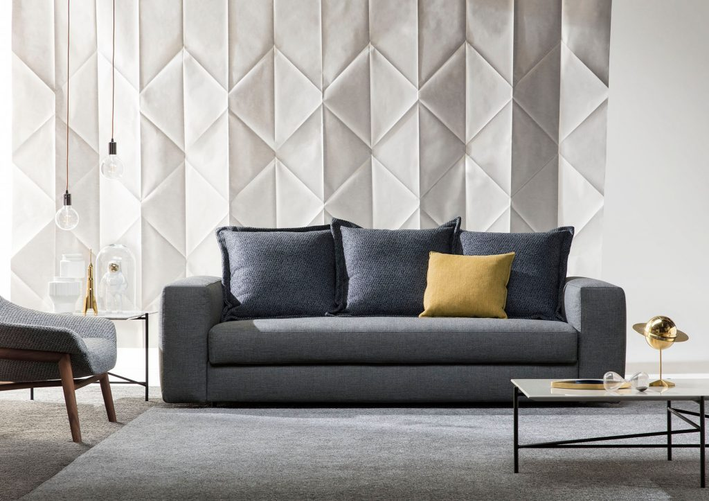 Passepartout sofa bed by Berto
