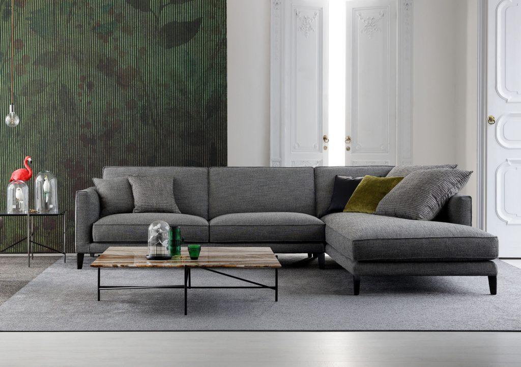 Time Break modular sofa by BertO