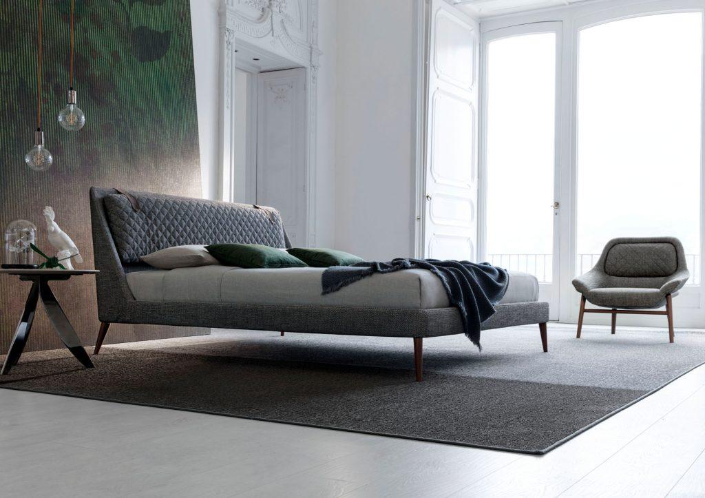 Chelsea bed design Castello Lagravinese studio
