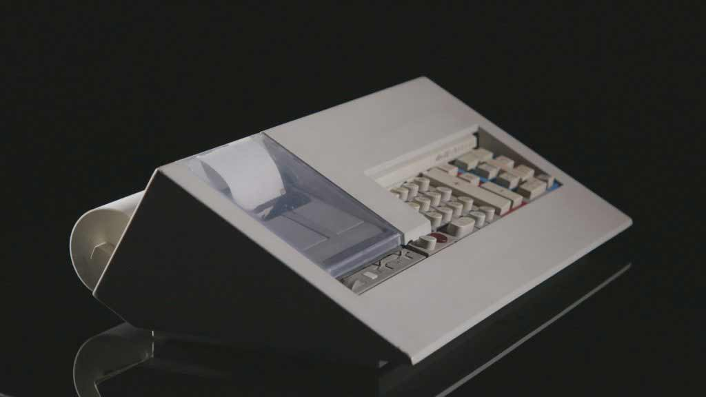 paradigm olivetti berto at the Milan design film festival - programme 101 featured image