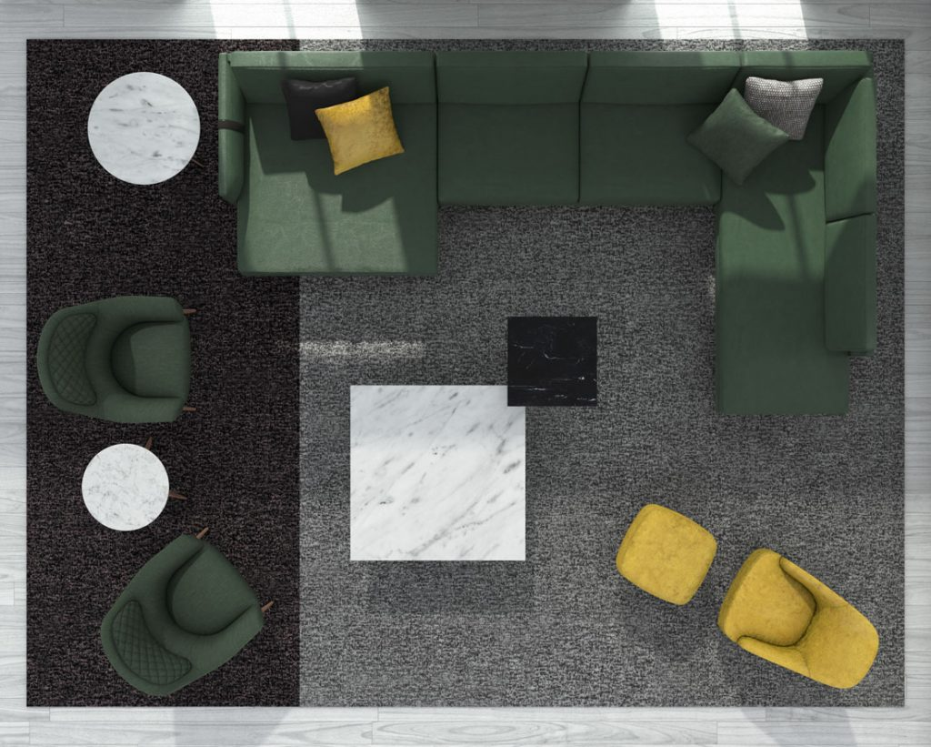 Design environment by BertO - the dream design made in meda