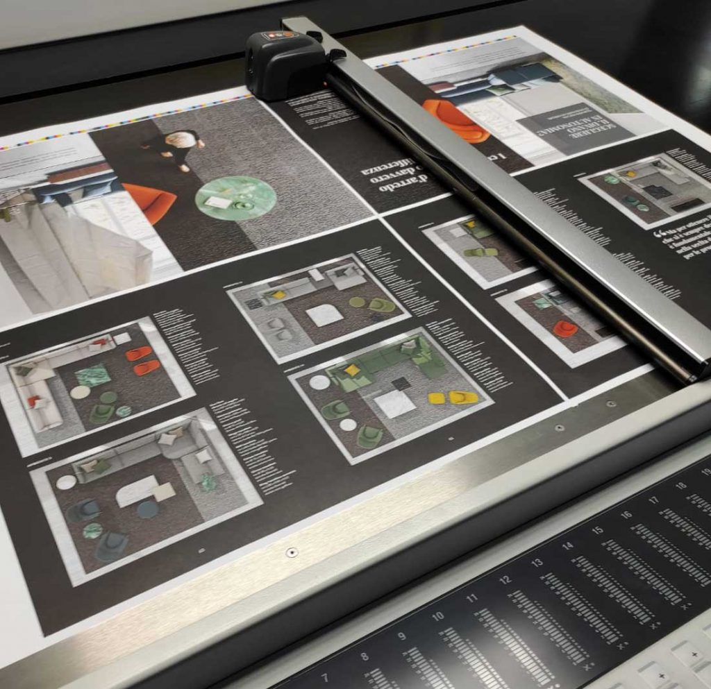 BertoBillboard, the official magazine by BertO the Dream Design Made in Meda is in print