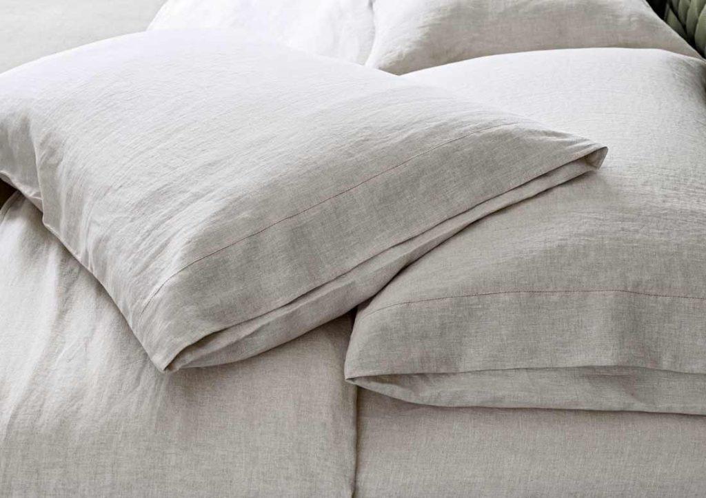 John linen sheets 100% Stone Washed